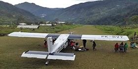 Pesawat Milik Susi Pudjiastuti Disandera Kelompok OPM