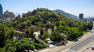 Tourist attractions in Santiago