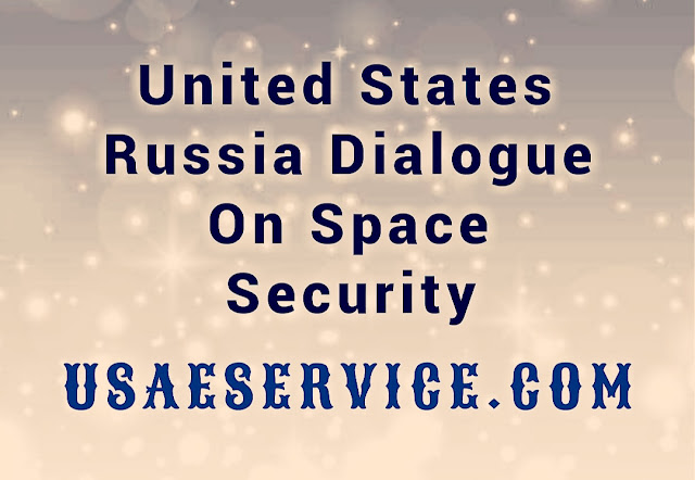 United States Russia On Space Security