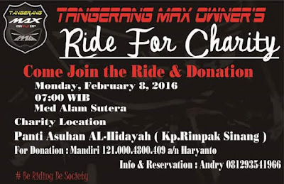 TMO Legitimation Ride Of Charity Event 2016