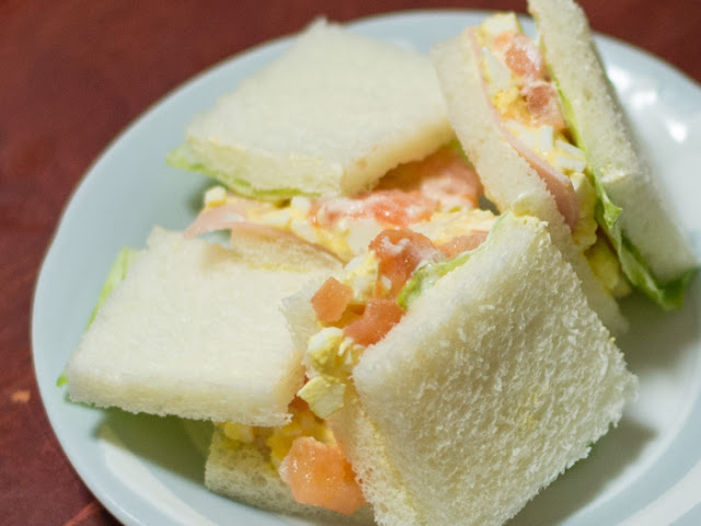 món ngon từ sandwich