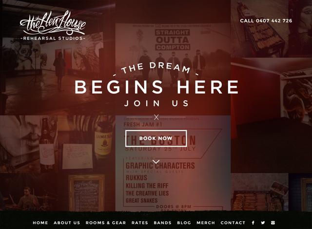 0568 04 one page website henhouse
