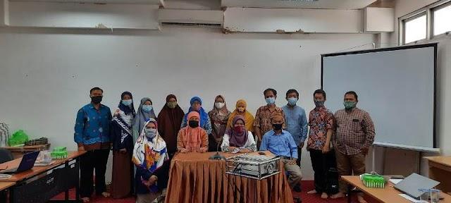 FTIK Adakan Pelatihan Jurnalistik Dan Pengelolaan Website Prodi dan Fakultas