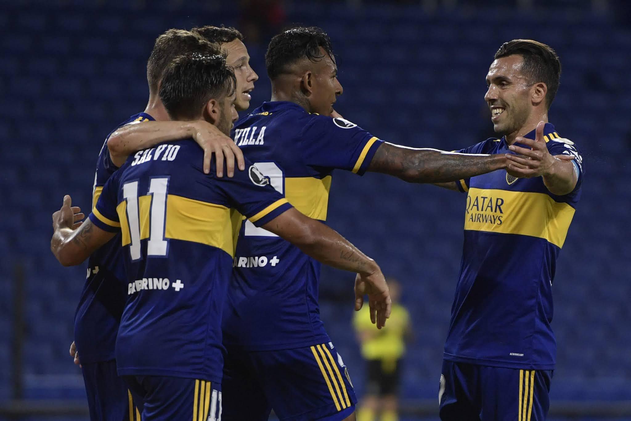 Boca es semifinalista de la Libertadores tras darle vuelta la serie a Racing