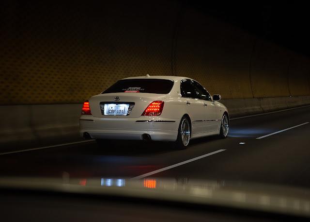 Moonlight VIP Crew. Toyota UZS186 Majesta