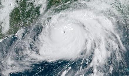 Δείτε live videos απο τον τυφώνα Ida