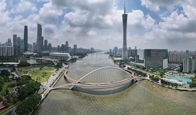 สะพานไห่ซิน (Haixin Bridge)
