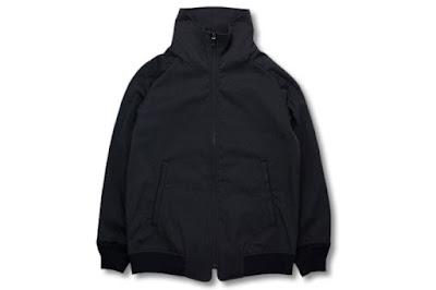 theSakaki [ Track Jacket ] Black