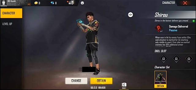 Free Fire OB26 Advance Server check all new features