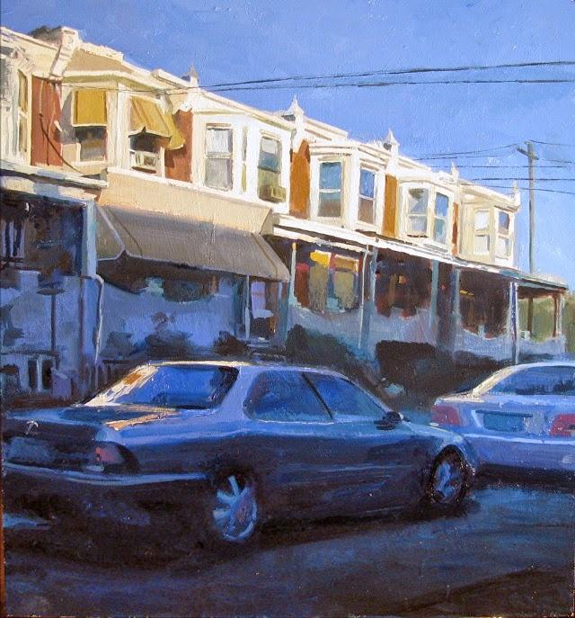 Американский художник. Michael Manley