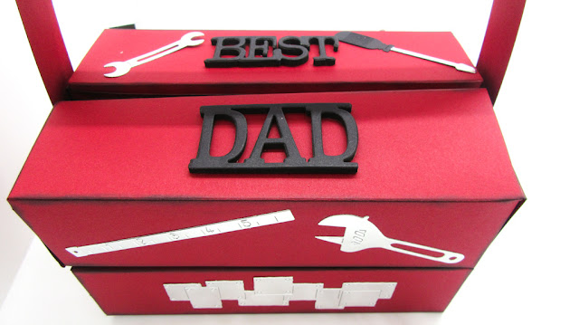 Tool box gift box