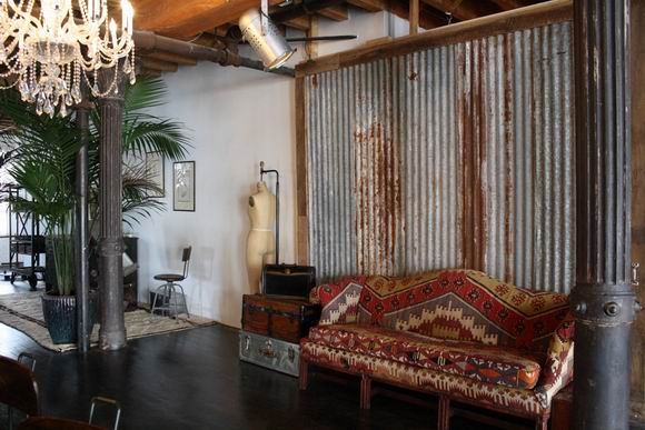 YOU of design: Rustic Loft