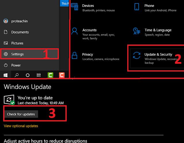 شرح مميزات windows 10 21h1