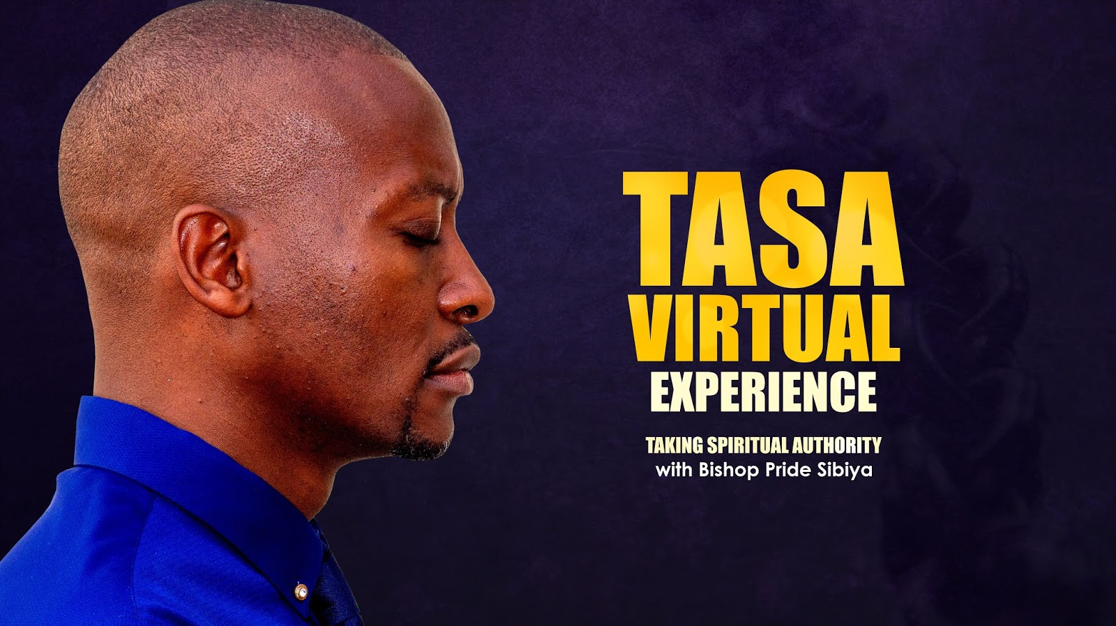 Bishop Pride Sibiya Hosts TASA Online Conference 2020