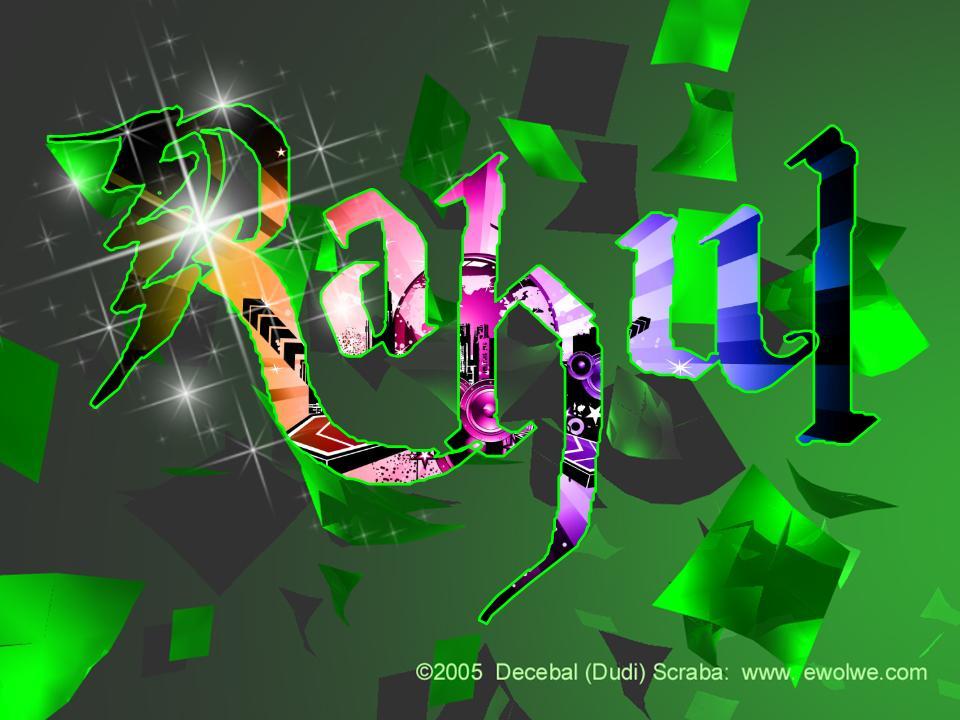 3d Wallpaper Name Rahul 3d Wallpaper Rahul Czarny Mazak