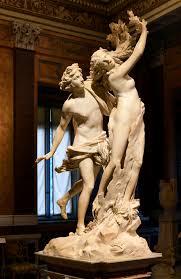 Apolo y Dafne de Bernini.
