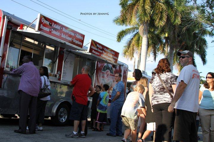 Miami Cuban Food Trucks