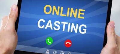 Online casting