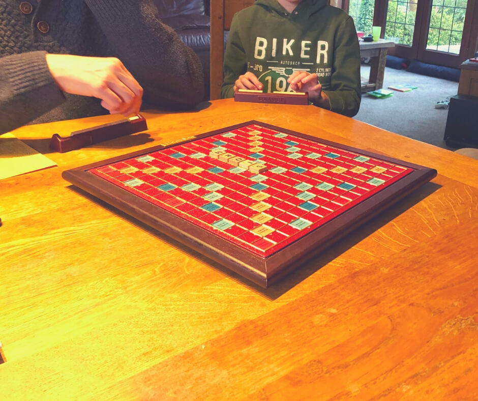 11 Ways To Cope With School Holidays | Board games are a great way to spend time together and enjoy the school holidays.