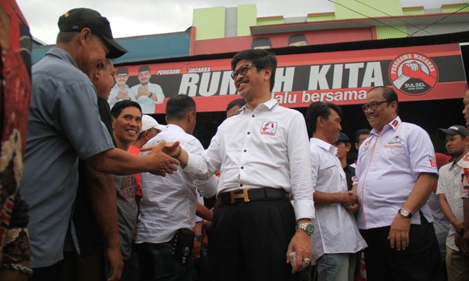 Legislator Makassar Bentuk Relawan Gammara'na Menangkan IYL- Cakka