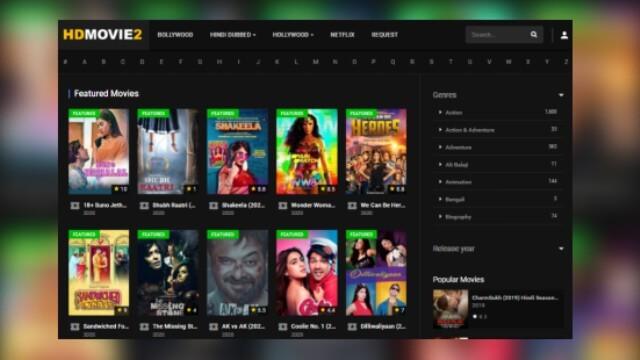 HDMovie2.Com Watch Online Movies Free Download