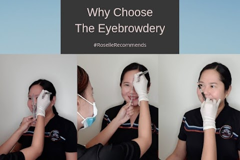 Why Choose The Eyebrowdery Newport City For Permanent Make-up Services