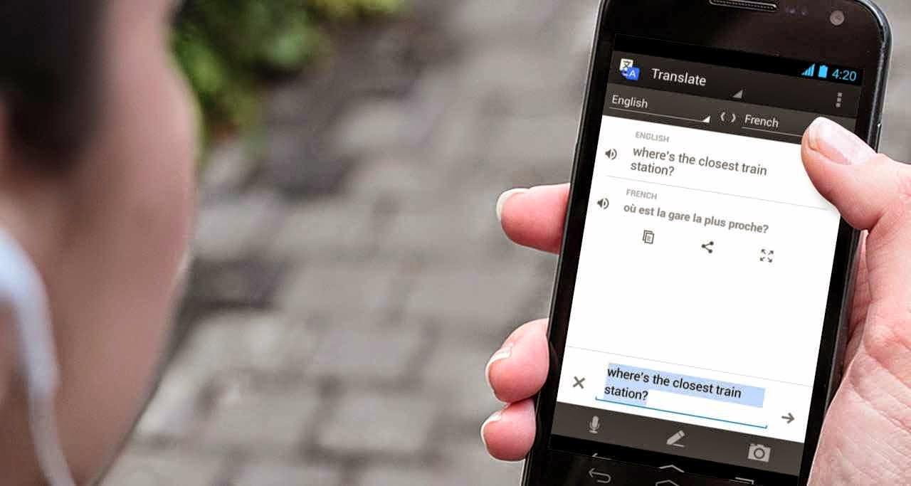 كيف يمكنني إستخدام جوجل ترجمة على هاتفي الأندرويد دون أنترنت ؟