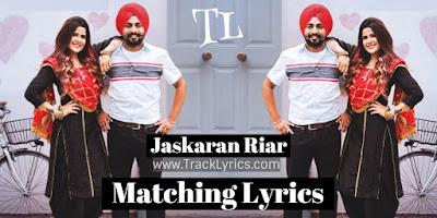 matching-lyrics