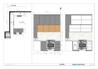 gambar desain kitchenset