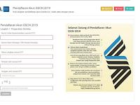 Buat Akun SSCN.BKN.go.id Mulai Pukul 11.11 Tanggal 12 November 2019