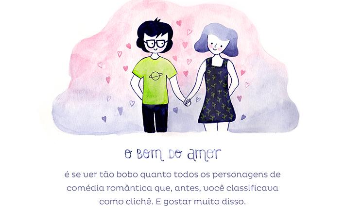 Resenha do livro: O Bom do Amor, de Chris Melo e Laís Soares, ed. Fábrica231