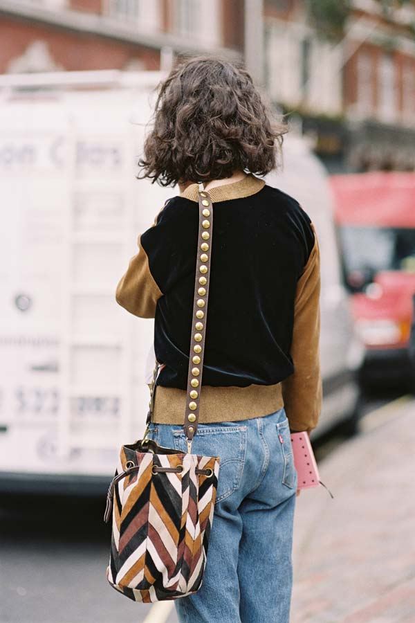 Vanessa Jackman London Fashion Week Ss 2017 Chloe