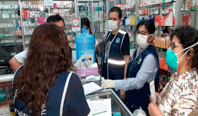 Las boticas y farmacias en tiempos del coronavirus