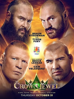 Download WWE PPV Crown Jewel 2019 Full Episode HDRip 1080p | 720p | 480p | 300Mb | 700Mb