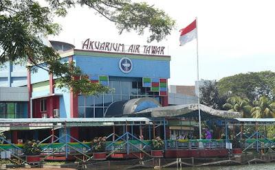 Harga Tiket Masuk Aquarium Air Tawar TMII Terbaru