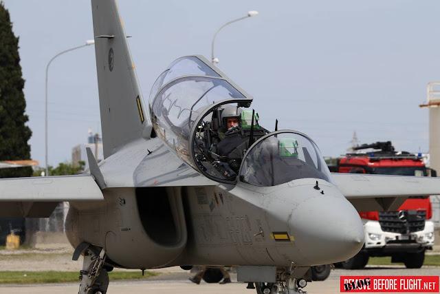 Qatari Emiri Air Force M-346