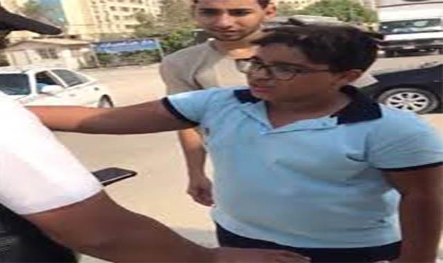 المستشار والد طفل المرور يعتذر للشعب المصري