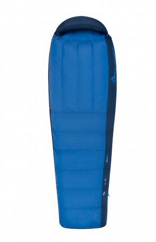 tapered sleeping bag