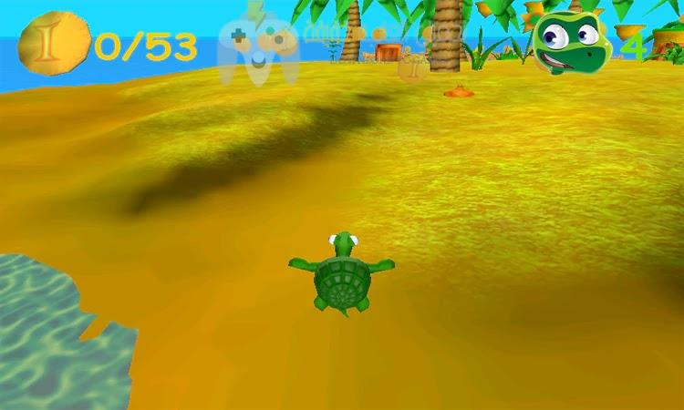 تحميل لعبة السلاحف Turtles للكمبيوتر