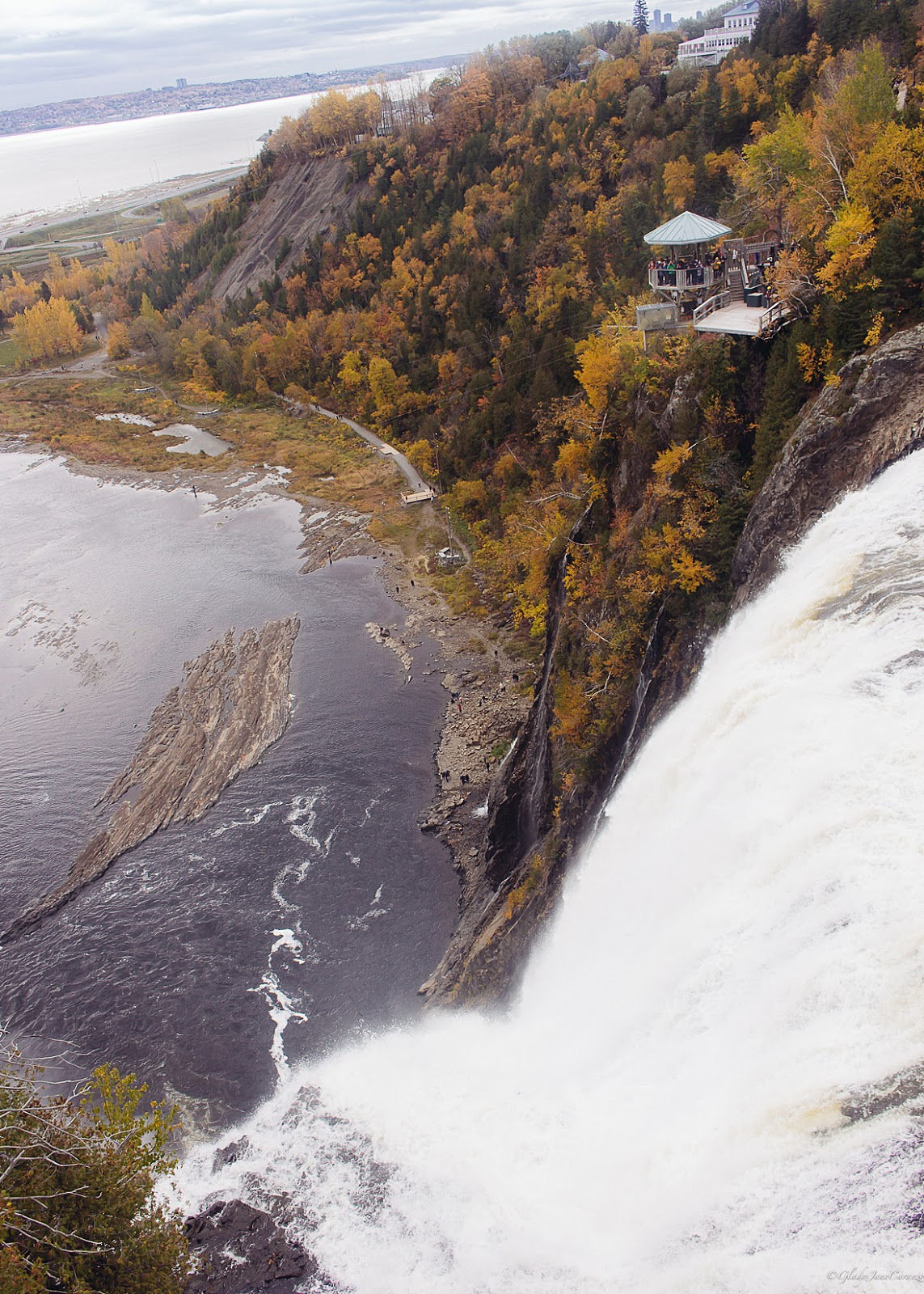 Montmorency Falls: Things To Do in Quebec, Canada