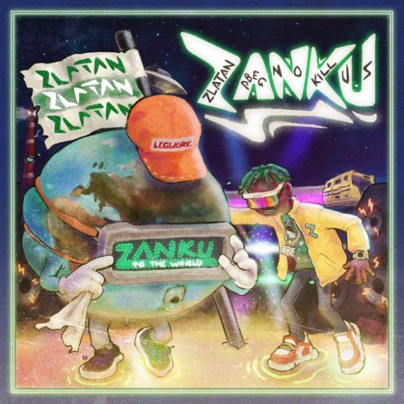 FULL ALBUM : Zlatan – Zanku  Album
