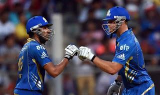 Corey Anderson 95* - MI vs RR 56th Match IPL 2014 Highlights