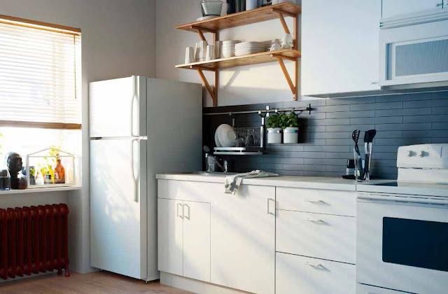 Tips Mendesain Dapur Dan Tata Letak Lemari Dapur