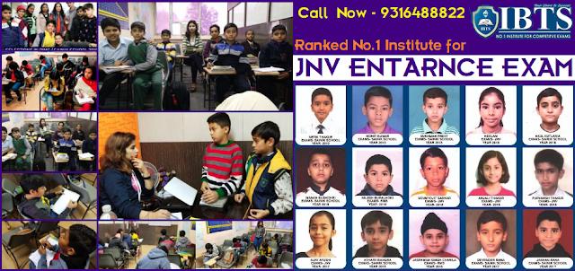 Best JNV Coaching in Chandigarh