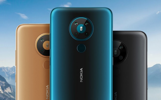Nokia 5.3 Launched, with 6GB RAM, Quad Cameras, Huge Battery