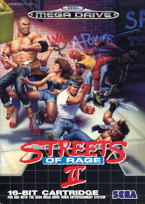 Rom de Streets of Rage 2 - Mega Drive - Em Português - Download