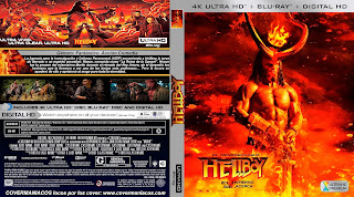HELLBOY – 2019 [COVER – 4K]