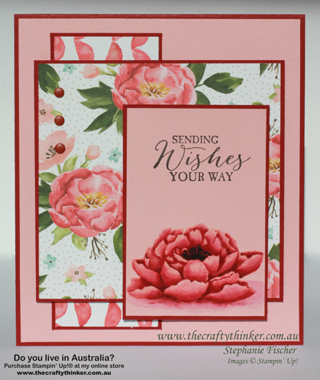 SU, You've Got This, Watercolouring, Crazy Crafters Blog Hop, CASE Brian King