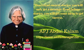 """Don't read success stories, you will only get a message. Read failure stories, you will get some ideas to get success."""