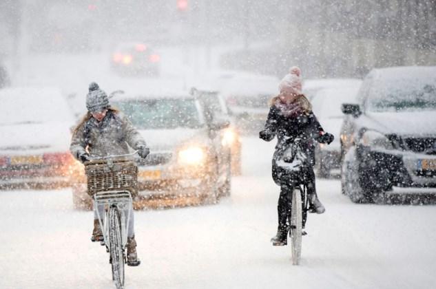 الثلوج قادمة.. أجزاء واسعة من هولندا سترتدي الحلة البيضاء
